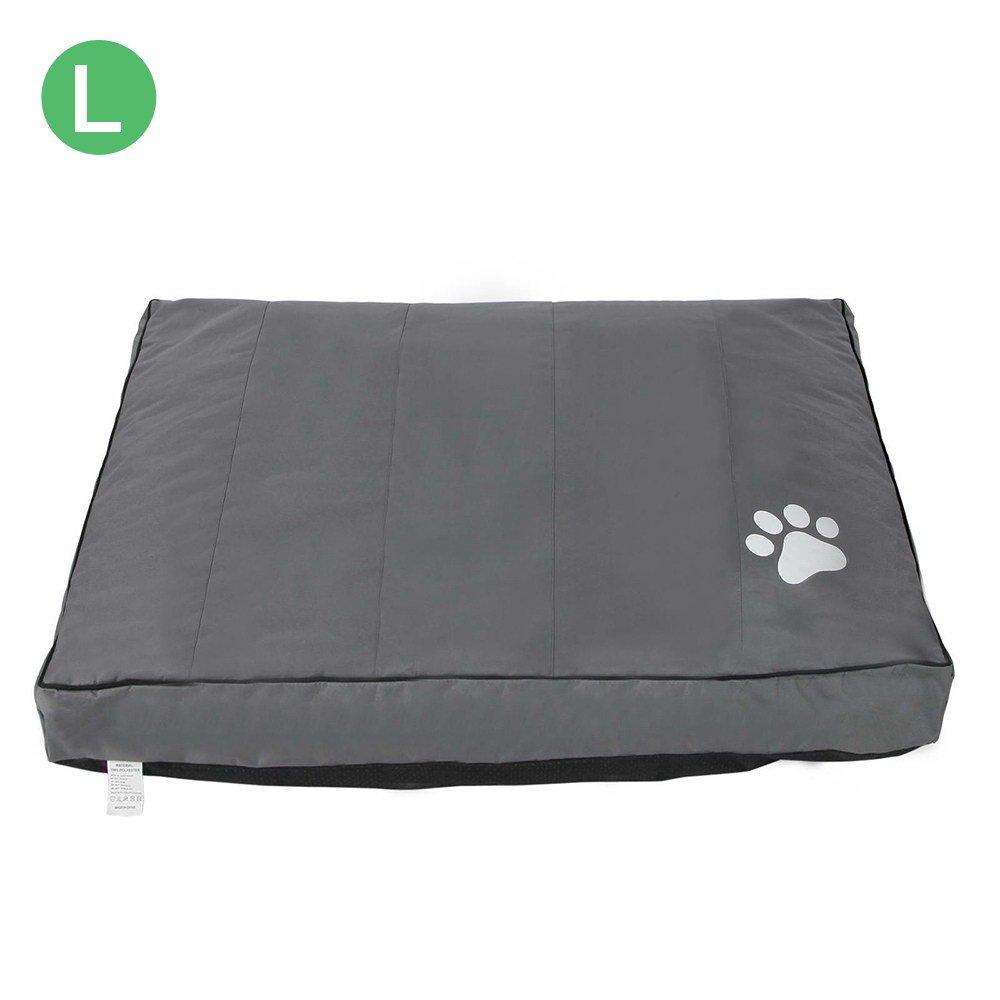I.Pet Pet Bed Dog Cat Puppy Pad Cushion Pillow 90 x 60 x 10cm