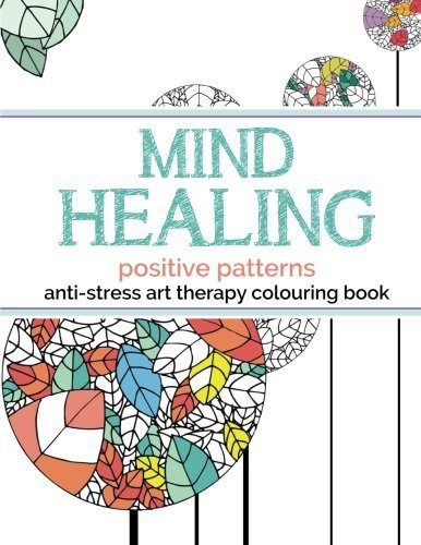 Mind Healing Anti Stress Therapy Colouring product image