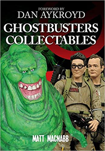 Ghostbusters Collectables Book