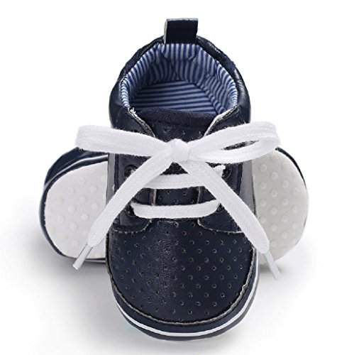3 Muchachos Muchachas Zapatos Bebés 6 Prewalker Azul 12 Auxma 6 Deporte Bebé Para 12 Las De Niño Zapatillas Los Suaves Mes 18 Del Infantiles aqOPpaw