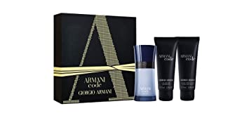 Amazon.com : 3-Pc. Armani Code Colonia Gift Set, Only at ...