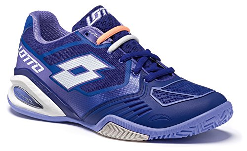 Tennis W Chaussures Femme De Blue Sport Cly Bright Lotto Ii white Stratosphere ICXqw80