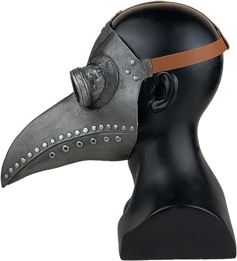Máscara de Doctor Plaga Steampunk HQLCX