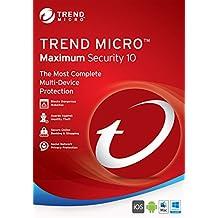Trend Micro máxima seguridad 10twister)