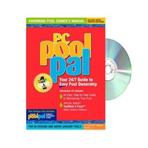 Amazon.com : PC Pool Pal Pool Maintenance Computer Software ...
