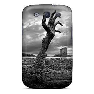 Shock-Absorbing Cell-phone Hard Covers For Samsung Galaxy S3 (DkK8266eHSI) Allow Personal Design HD Breaking Benjamin Pattern