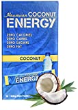 Hawaiian Coconut Supplement Energy Drink Powder Packets Review and Comparison