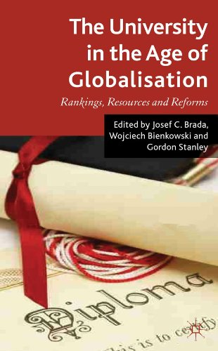 Download The University in the Age of Globalization: Rankings, Resources and Reforms Pdf