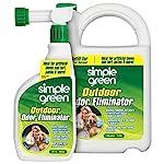 Simple Green Outdoor Odor Eliminator for Pets, Dogs, Ideal for Artificial Grass & Patio (32 oz Hose End Sprayer & 1…