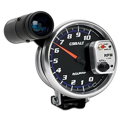 Auto Meter 6299 Cobalt Pedestal Mount Tachometer Gauge: Automotive