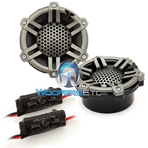 M100-CT-SG-TB 1'' Marine Silk Dome Tweeters with Sport Grilles by JL Audio