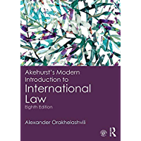 Image for Akehurst's Modern Introduction to International Law