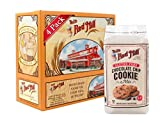 GF Chocolate Chip Cookie Mix by Bob's Red Mill, 22 oz (Pack of 4)
