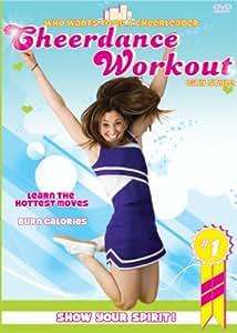 Cheerleading: Cheerdance workout
