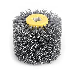 Zerodis - Cepillo de Alambre para Llantas de Dibujo (Grano ...