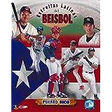 Puerto Rico Baseball Stars 8x10 Photo