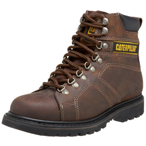 Caterpillar Mens Silverton Lace Soft
