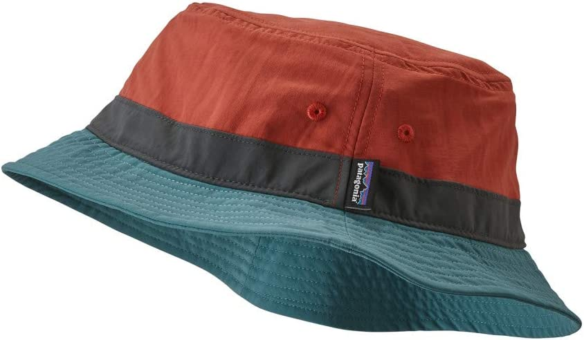 Patagonia Wavefarer Bucket Hat Gorra, Unisex Adulto, New Adobe, S ...