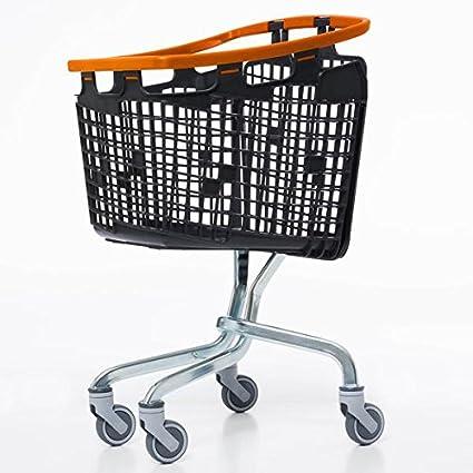 Carro de compra para supermercados y Autoservicios