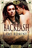 Front cover for the book Backlash by Amy Romine