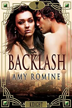 Backlash by [Romine, Amy]