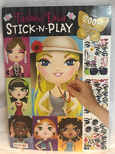 (Fashion Diva Stick n Play)