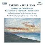 Vaughan Williams - Orchestral Favourites by New Zealand Symphony Orchestra (2003-05-26)