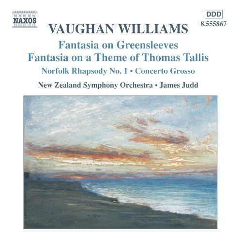 Vaughan Williams - Orchestral Favourites by New Zealand Symphony Orchestra (2003-05-26) by