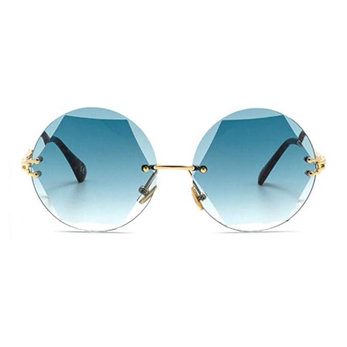 CJJC Gafas de Sol de Mujer Polygon Fashion Gafas de Sol ...