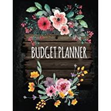 """Budget Planner: Budgeting Book, Expense Tracker, Bill Tracker For 365 Days - Large Print 8.5""""x11"""": Budget Planner (Volume 5)"""