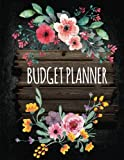 Budget Planner: Budgeting Book, Expense Tracker, Bill Tracker For 365 Days - Large Print 8.5'x11': Budget Planner (Volume 5)