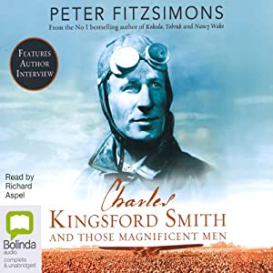 Charles Kingsford Smith and Those Magnificent Men Audiobook