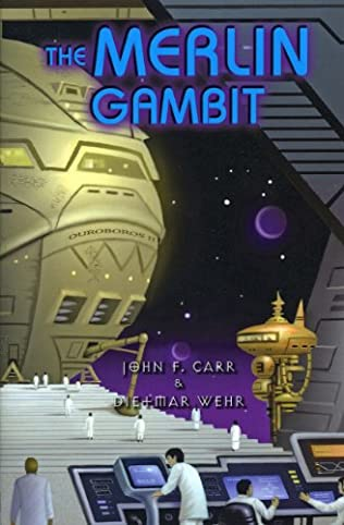 book cover of The Merlin Gambit