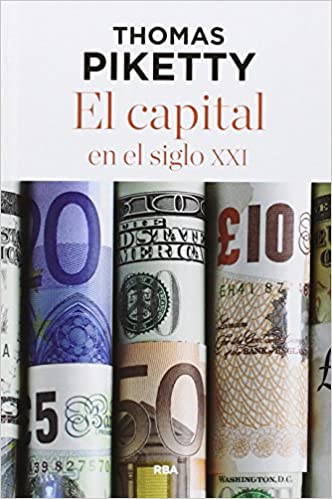 El Capital En El Siglo Xxi por Thomas Piketty epub