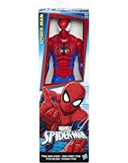 Marvel Spiderman - Figura Spiderman, 30 cm (Hasbro B9760EU4)