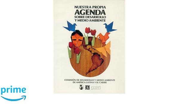 Amazon.com: Nuestra propia agenda sobre desarrollo y medio ...