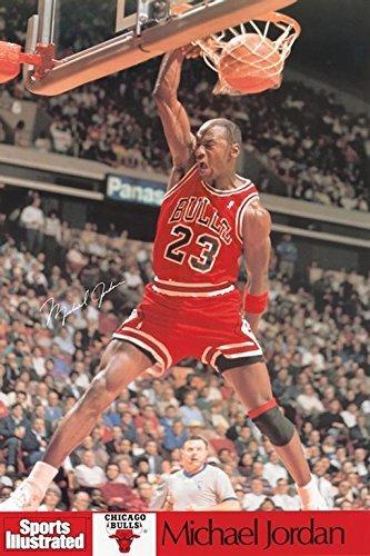 "NBA Basketball Poster 24/"" X 36/"" NEW 8 MICHAEL JORDAN"