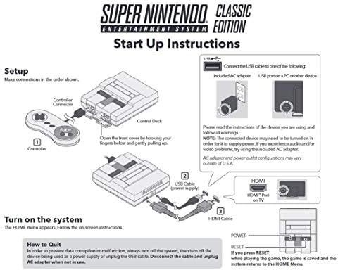 Super NES Classic – Classics Edition 51OaUglJSTL