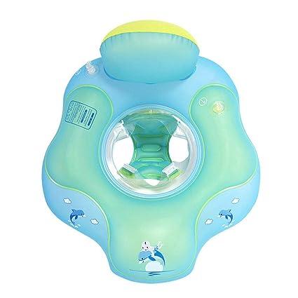 Flotador para Piscinas para Bebés, Anillo Inflable De ...