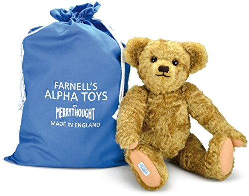 Amazon.com: Merrythought Edward, Christopher Robins Teddy Bear: Toys & Games