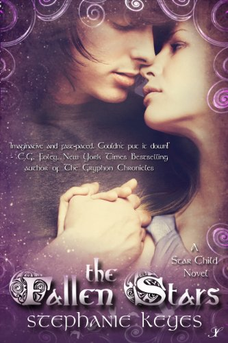 Book: The Fallen Stars (A Star Child Novel) by Stephanie Keyes