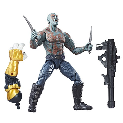 [Marvel Guardians of the Galaxy 6-inch Legends Series Drax] (Comic Book Character Costumes Uk)