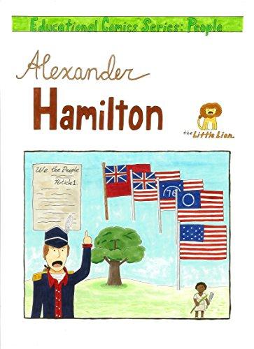 Alexander Hamilton little Educational Comics ebook product image
