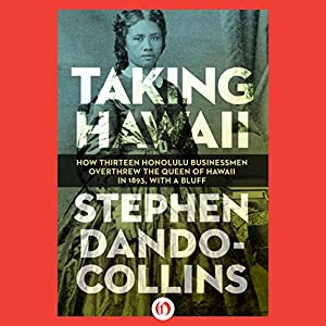 Taking Hawaii Audiobook