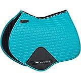Weatherbeeta Prime Jump Shaped Saddle Pad (Full) (Turquoise)