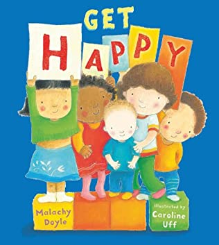 book cover of Get Happy
