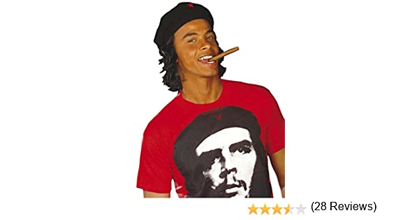 WIDMANN Che Guevara beret for adults (accesorio de disfraz): Amazon.es: Juguetes y juegos