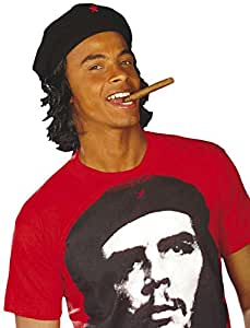 Che Guevara beret for adults (accesorio de disfraz)