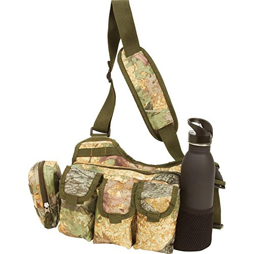 Extreme Pak Invisible Camo - Extreme Pak Invisible Camo Shoulder Sling Utility Bag