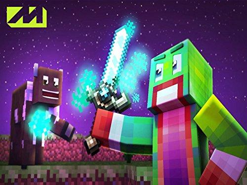 Clip: Best Weapon in Minecraft 10
